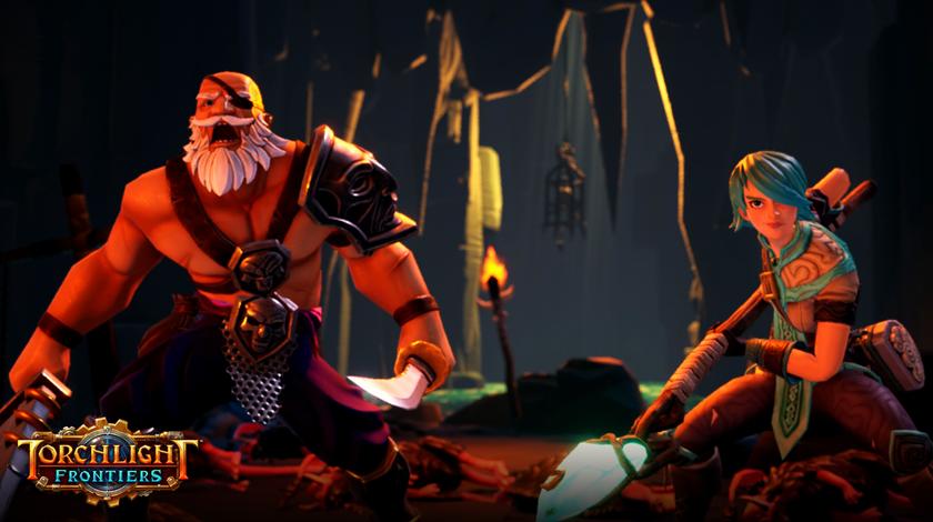 Blizzard спугнула: Torchlight Frontiers отсоздателя Diablo невыйдет в2019 году