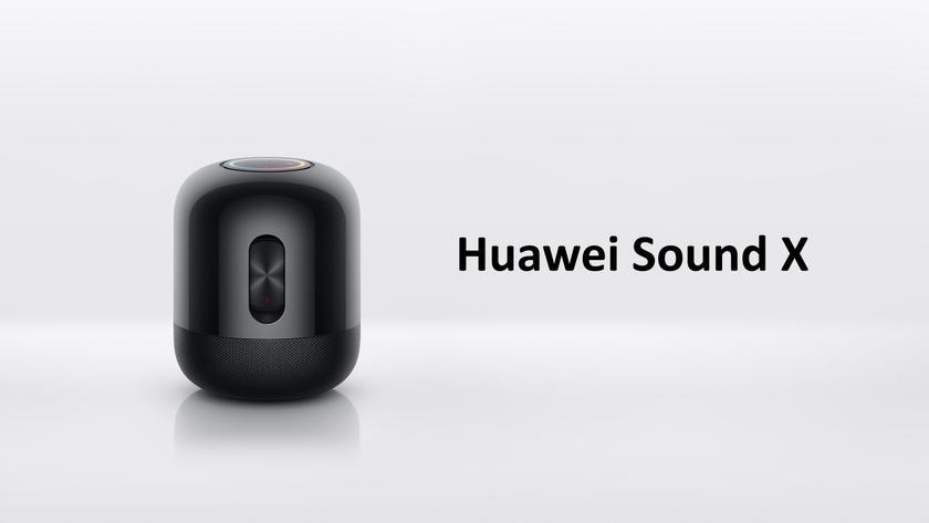 Huawei Sound X: смарт-колонка с Hi-Res звучанием, двумя сабвуферами на 60 Вт, NFC-чипом, процессором MediaTek MT8518 и ценником в $284