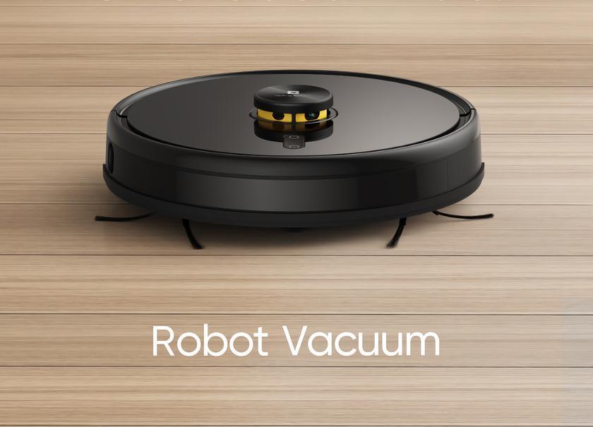 Не только ноутбук и планшет: Realme готовит к выходу свой первый робот