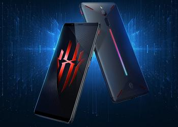 Game smartphone Nubia Red Magic went to conquer Indiegogo
