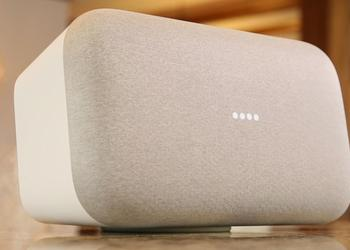 "Smart column Google Home Max ""lies"" the Wi-Fi of its users"