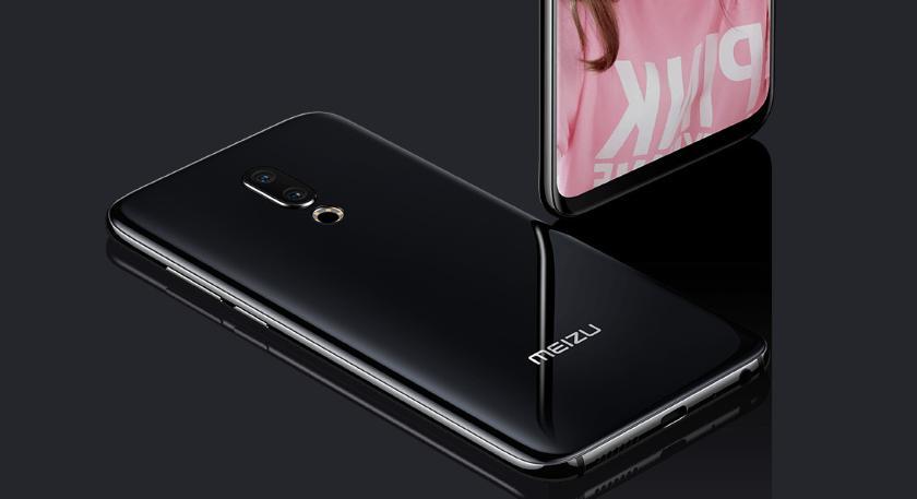 Meizu 16X получит двойную камеру с сенсорами Sony IMX380 и IMX350