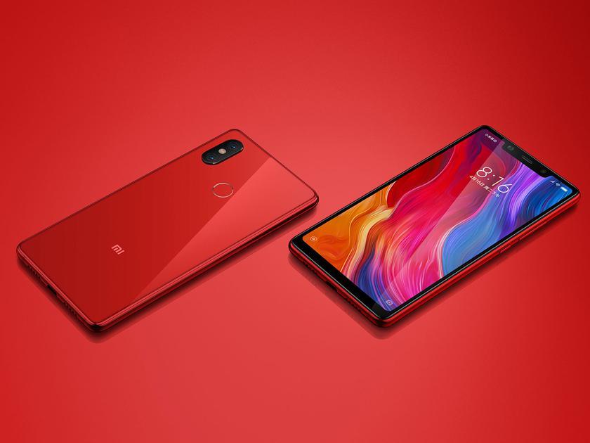 Xiaomi выпустила Mi 8 SE с удвоенным объемом памяти