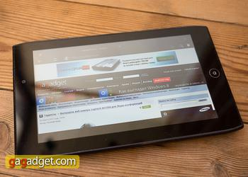 Обзор Android-планшета Acer Iconia Tab A100/A101