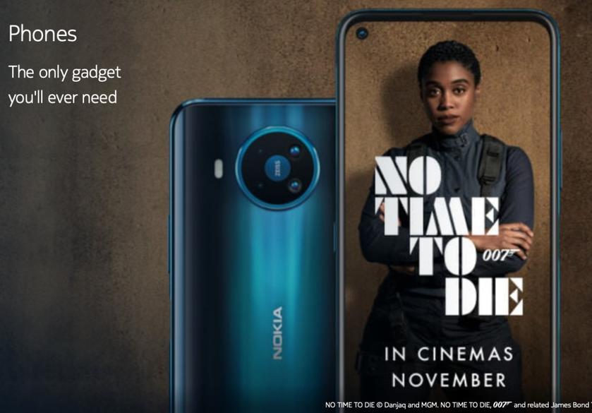 Премьеру фильма «Не время умирать» о Джеймсе Бонде пришлось отложить из-за старых смартфонов Nokia