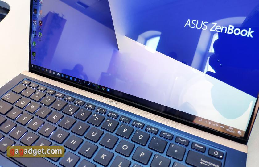 Обзор ASUS ZenBook 14 UX433FN: универсальный ультрабук на