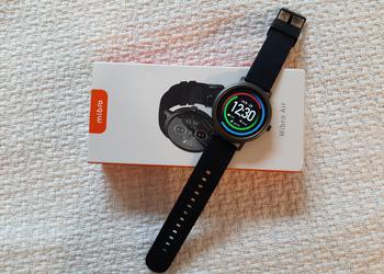 Обзор Mibro Air: есть ли смысл покупать смарт-часы по цене фитнес-браслета