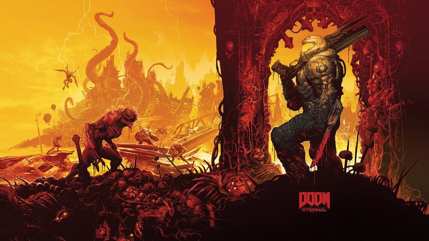 Doom Eternal получит серьезное нововведение для серии: idSoftware обещает больше эпика идинамики