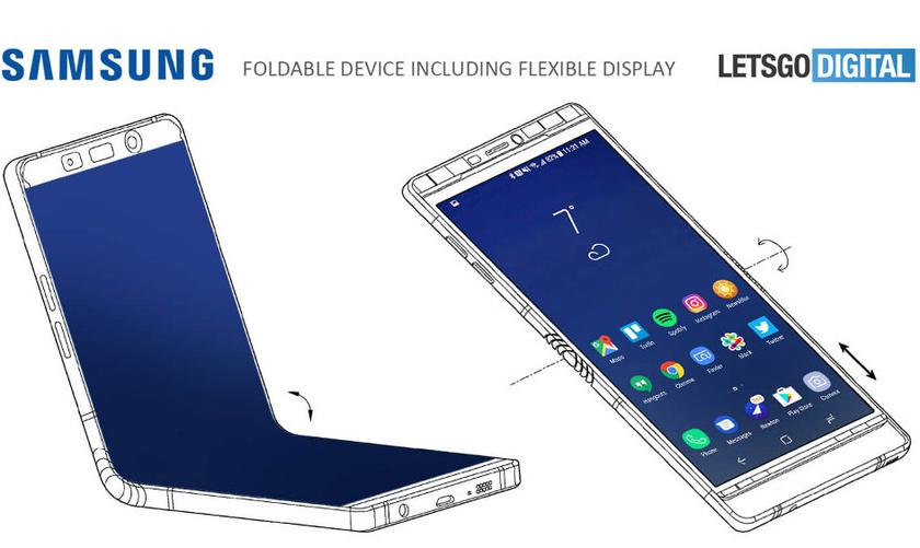 Samsung On The Future Of The Folding Smartphone Galaxy X And Smart Column