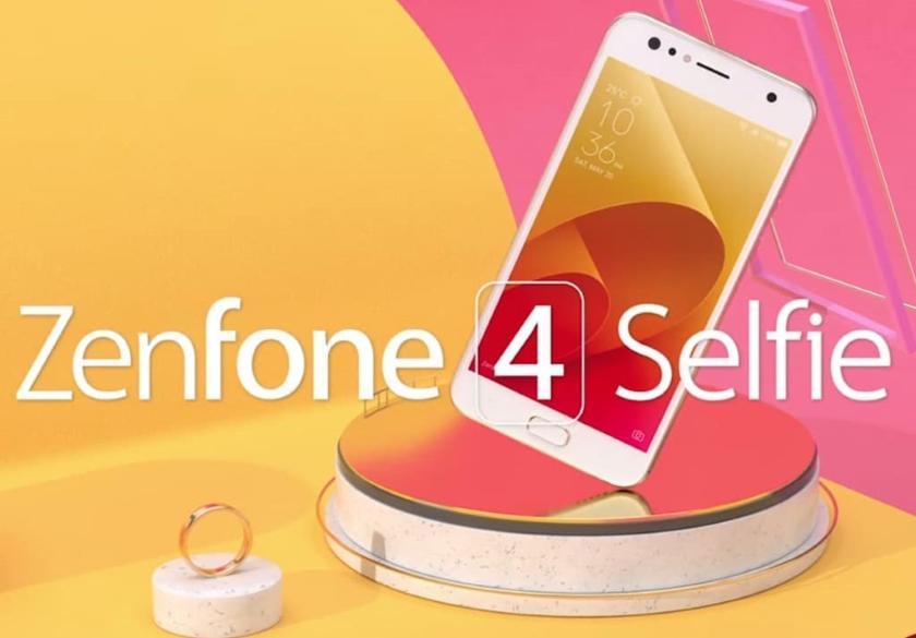 Смартфон Asus Zenfone 4 Selfie получил обновление до Android 8.1 Oreo
