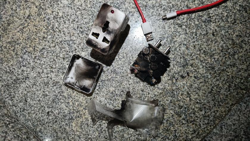 Вслед за смартфонами OnePlus Nord 2 начали взрываться и зарядные устройства