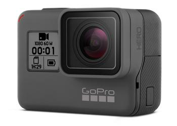 Announcement GoPro Hero: an action camera for beginners with a price of $ 200