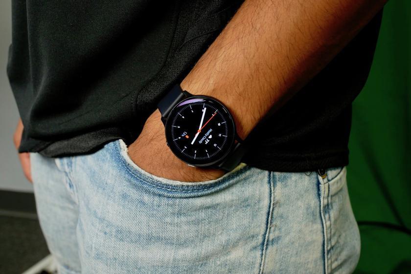 Исследование: смарт-часы Samsung Galaxy Watch могут помочь пользователям с болезнью Паркинсона