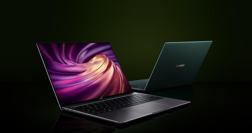 Huawei готовит к выходу MateBook X Pro 2021 с чипом Intel Core 11-го поколения и 3K-дисплеем