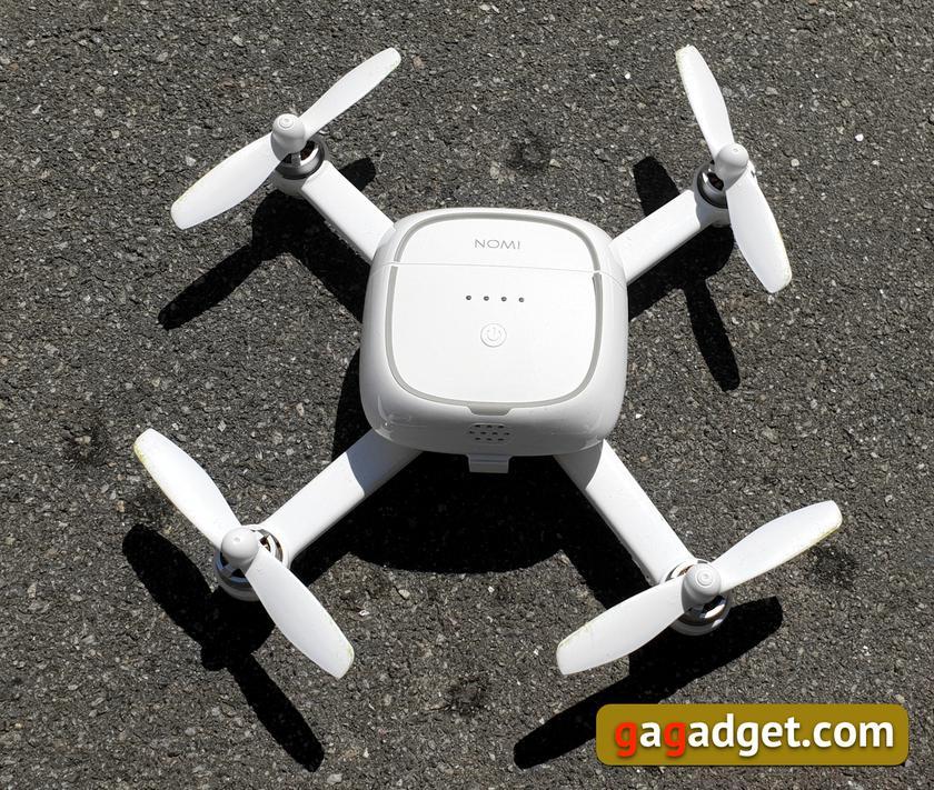 Обзор Nomi X1: что умеет дрон за 10 000 гривен-14