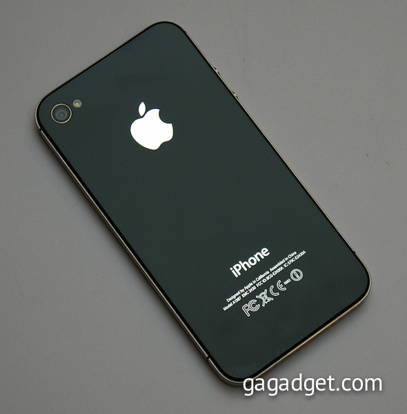 Обзор Apple iPhone 4S -2
