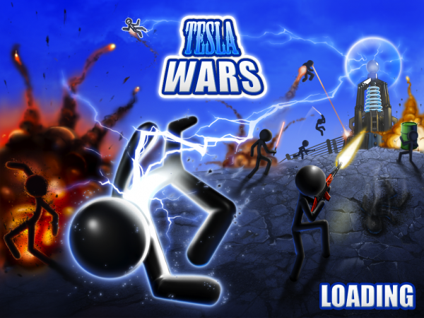 Игры для iPad: Tesla Wars HD