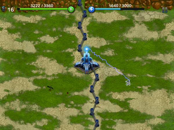 Игры для iPad: Tesla Wars HD-2