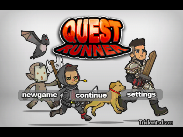 Игры для iPad: Quest Runner