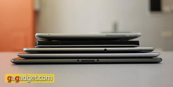 Выбор планшета: Android против iOS