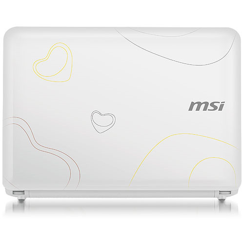 Подарок ко дню святого Валентина: MSI Wind U100 Love Edition-3