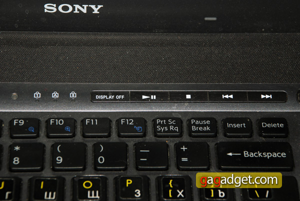 Домашний кинотеатр в сумке: подробный обзор ноутбука Sony VAIO F-13