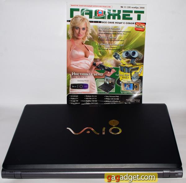 Домашний кинотеатр в сумке: подробный обзор ноутбука Sony VAIO F-21