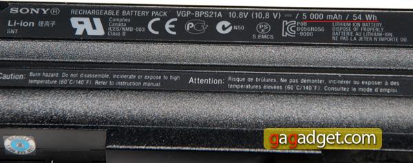 Домашний кинотеатр в сумке: подробный обзор ноутбука Sony VAIO F-26
