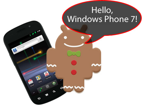 Что нового в Android 2.3 Gingerbread