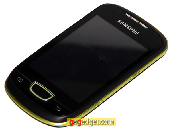 Маленькая Галактика: обзор Android-смартфона Samsung GT-S5570 Galaxy Mini-4