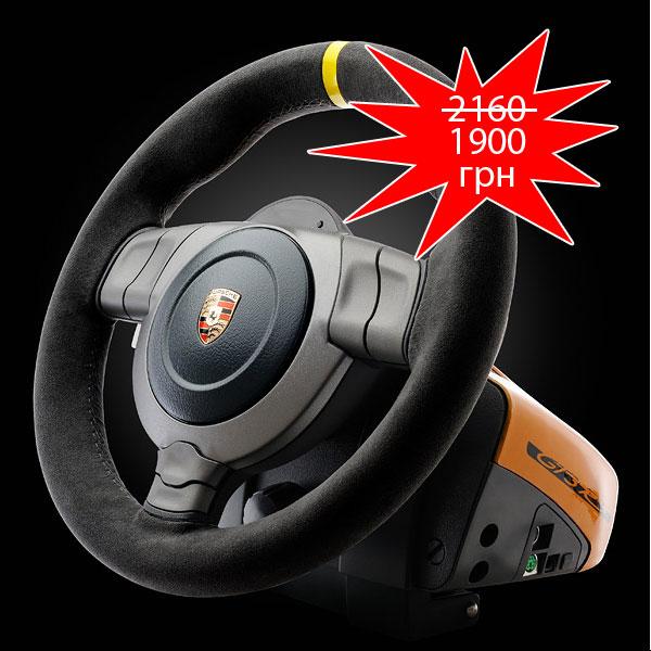 руль porsche 911 gt3 rs v2