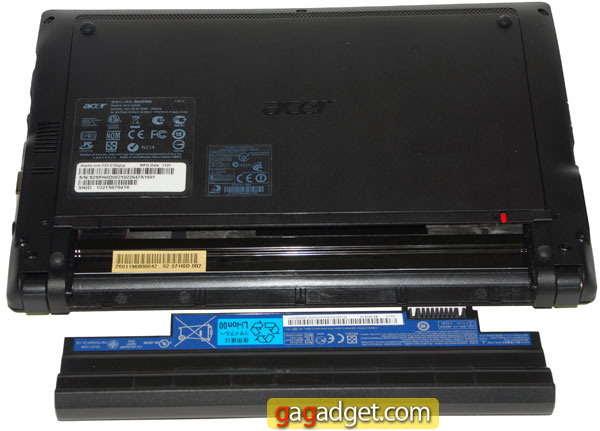 Brazos in arms: обзор нетбука Acer Aspire One D522-14