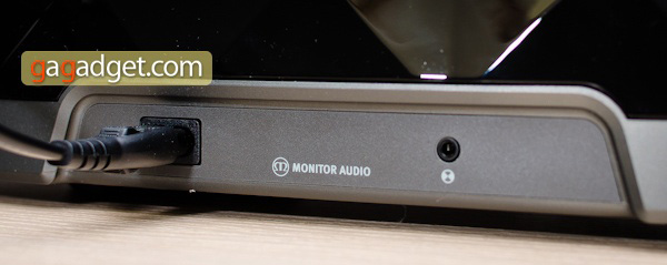 Микрообзор док-станции Monitor Audio i-deck 200 для iPhone-3