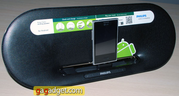 Акустика для Android: обзор Philips Fidelio AS851/10 (видео)-10