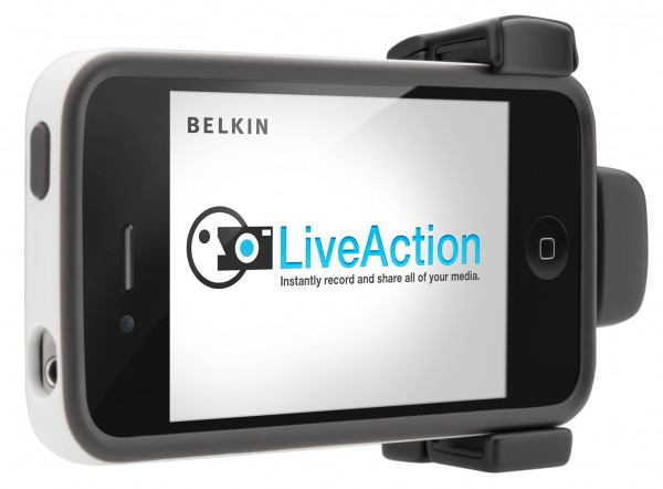 Belkin LiveAction Camera Grip и LiveAction Camera Remote: интересные аксессуары для iPhone и iPod touch-4
