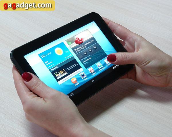 Обзор Android-планшета Samsung Galaxy Tab 2 7.0-10