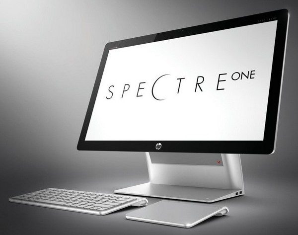 Моноблок HP Spectre One с тачпадом, как у Apple