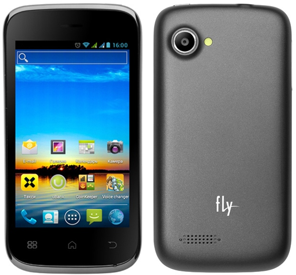 "Fly IQ442 Miracle: два SIM-слота, 4"" IPS-экран и Android 4.0 за 1800 грн"