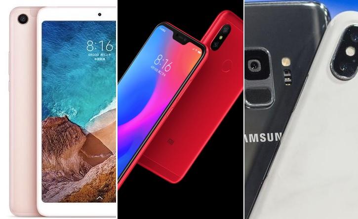 Итоги недели: в  Galaxy S10 не будет сканера радужной оболочки глаза, Android Go-смартфон Samsung появился в Geekbench и дрель Xiaomi