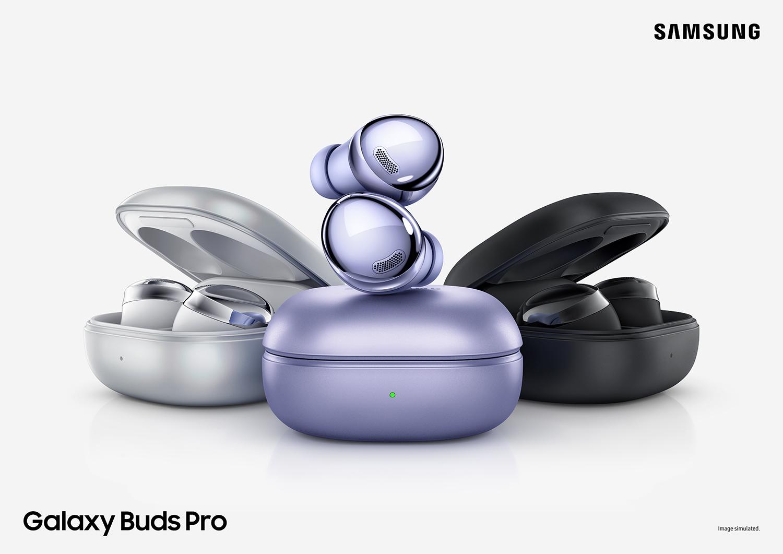 Samsung Galaxy Buds Pro: беспроводные наушники с усовершенствованной системой шумоподавления за 229