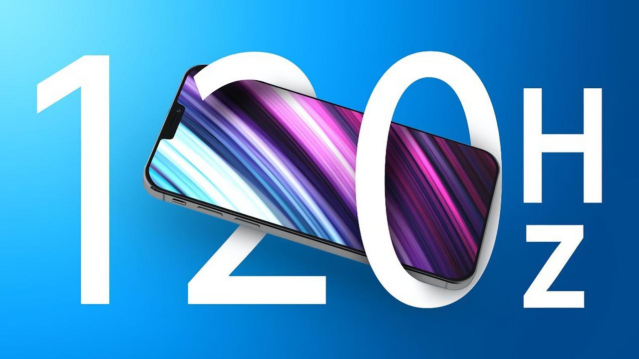 Источник: Samsung будет заниматься поставками AMOLED-панелей на 120 Гц для iPhone 13 Pro и iPhone 13 Pro Max