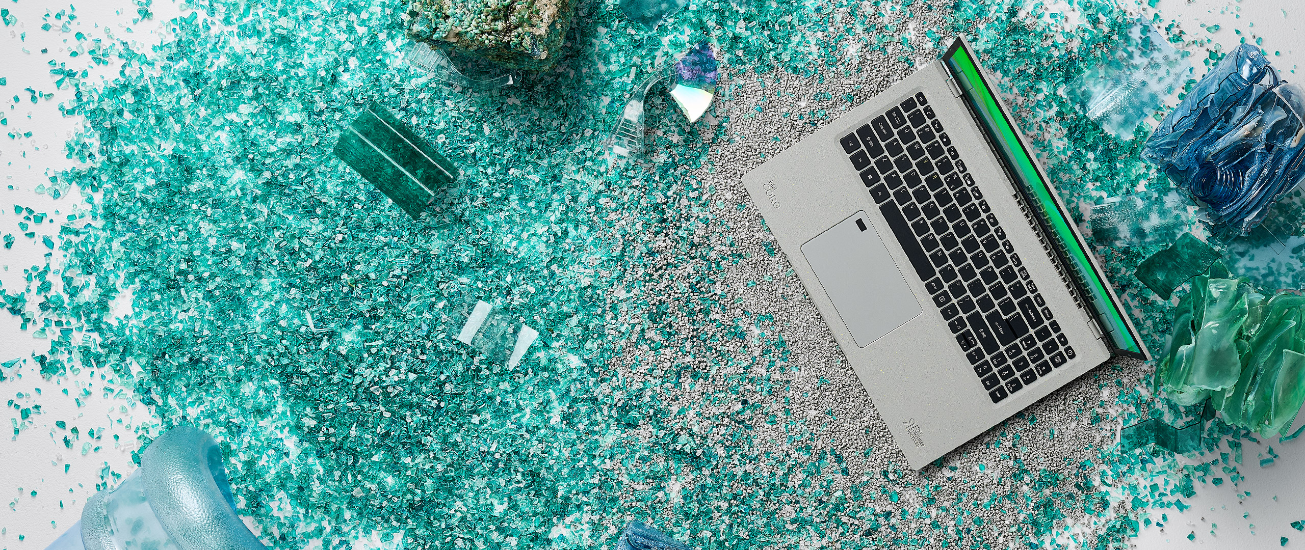 Acer начинает продажи ноутбука Aspire Vero из переработанного пластика по цене от $700