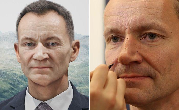 Швейцарский банк UBS создал цифровую копию своего главного экономиста Даниэля Кальта