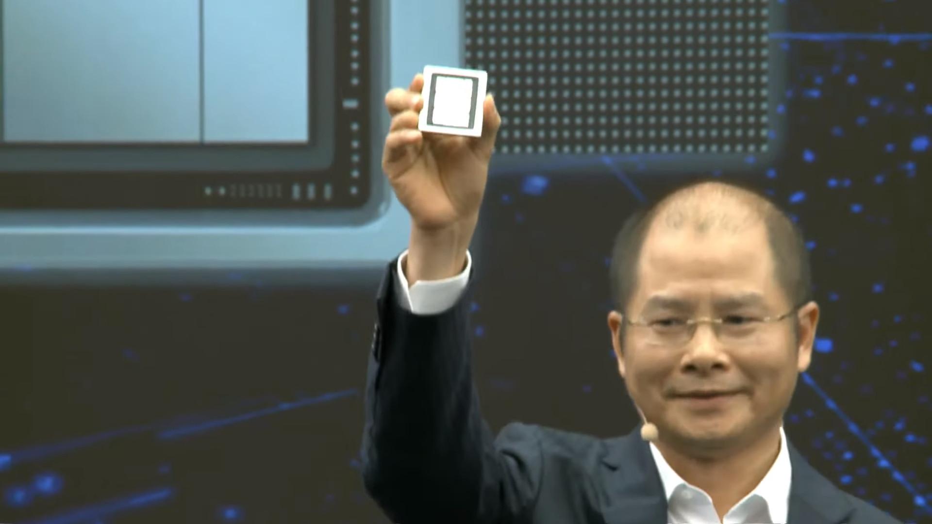 Huawei представила ИИ процессор Ascend 910 и фреймворк Mindspore