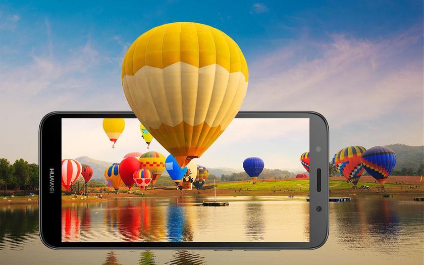 Huawei Y5 2018— бюджетный смартфон с флагманскими функциями