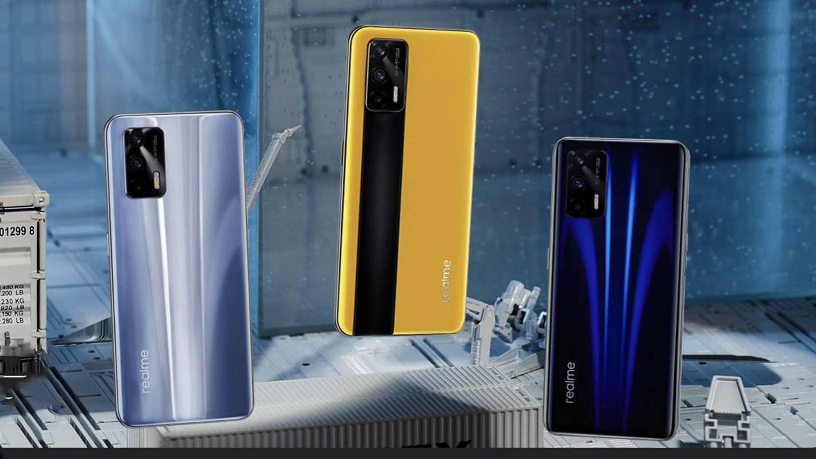Не Xiaomi Mi 12: Realme уже анонсировала флагманский смартфон с процессором Snapdragon 895