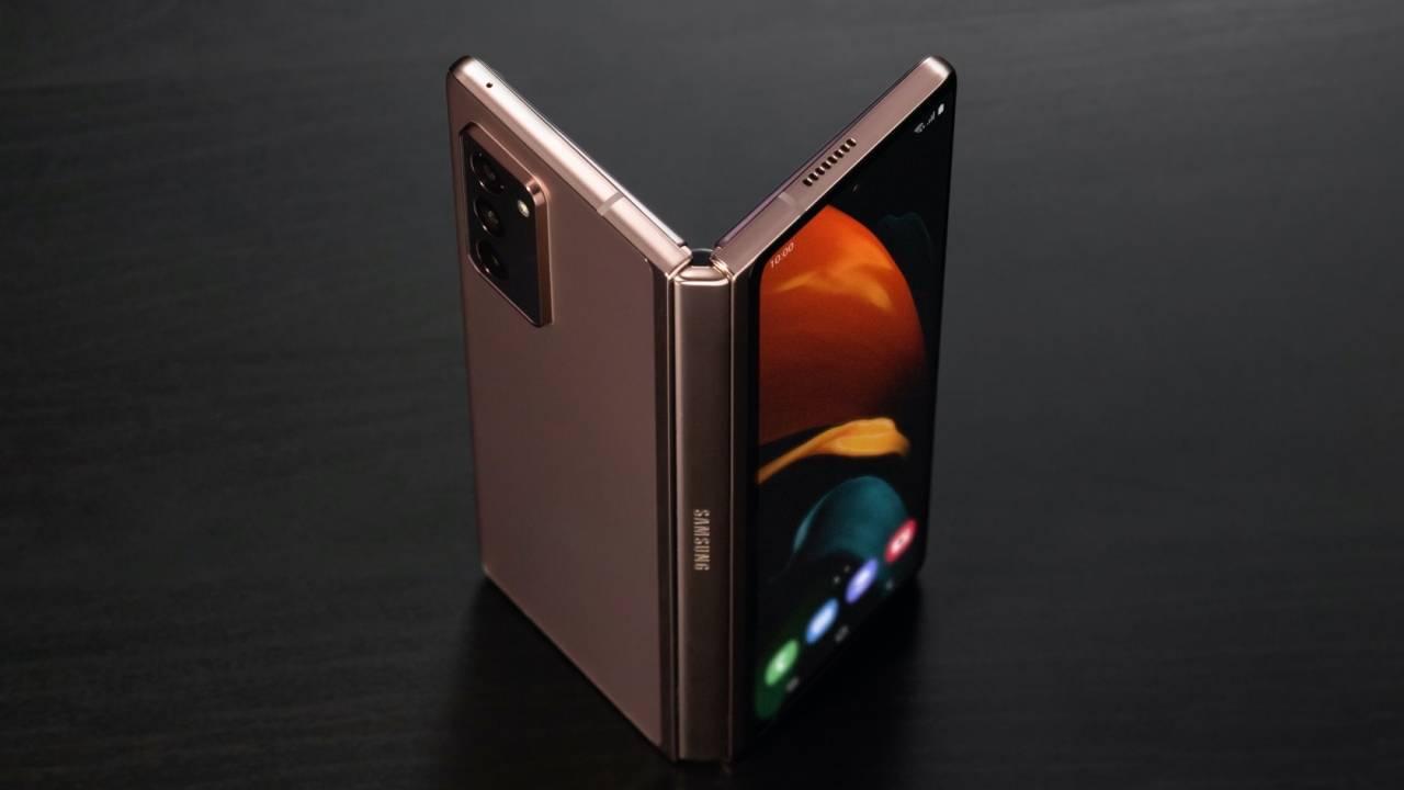 Samsung может представить складные смартфоны Galaxy Z Fold 3 и Galaxy Z Flip 2 раньше, чем ожидалось  в июле