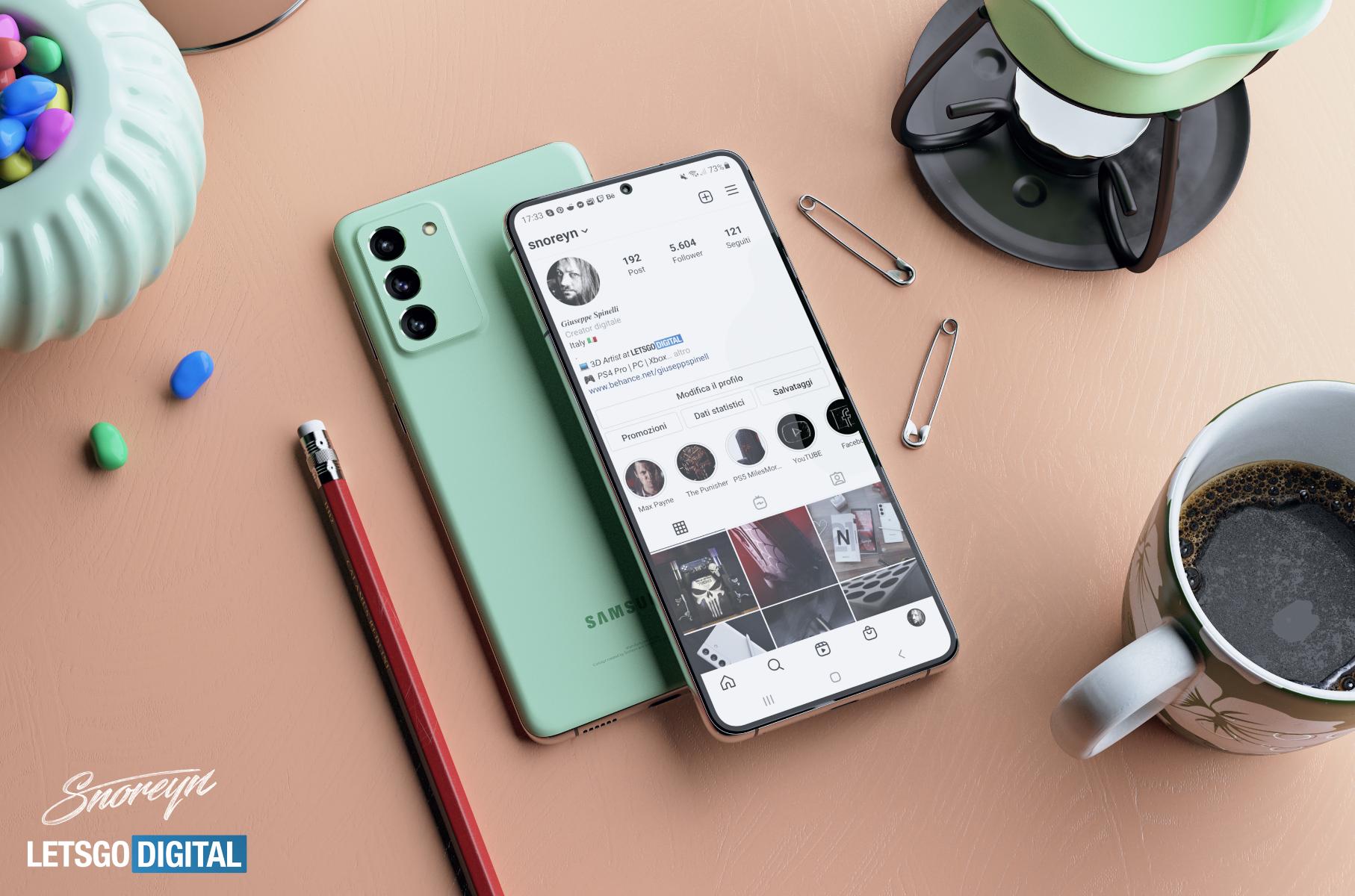 Подтверждено: смартфон Samsung Galaxy S21 FE получит топовый процессор Snapdragon 888