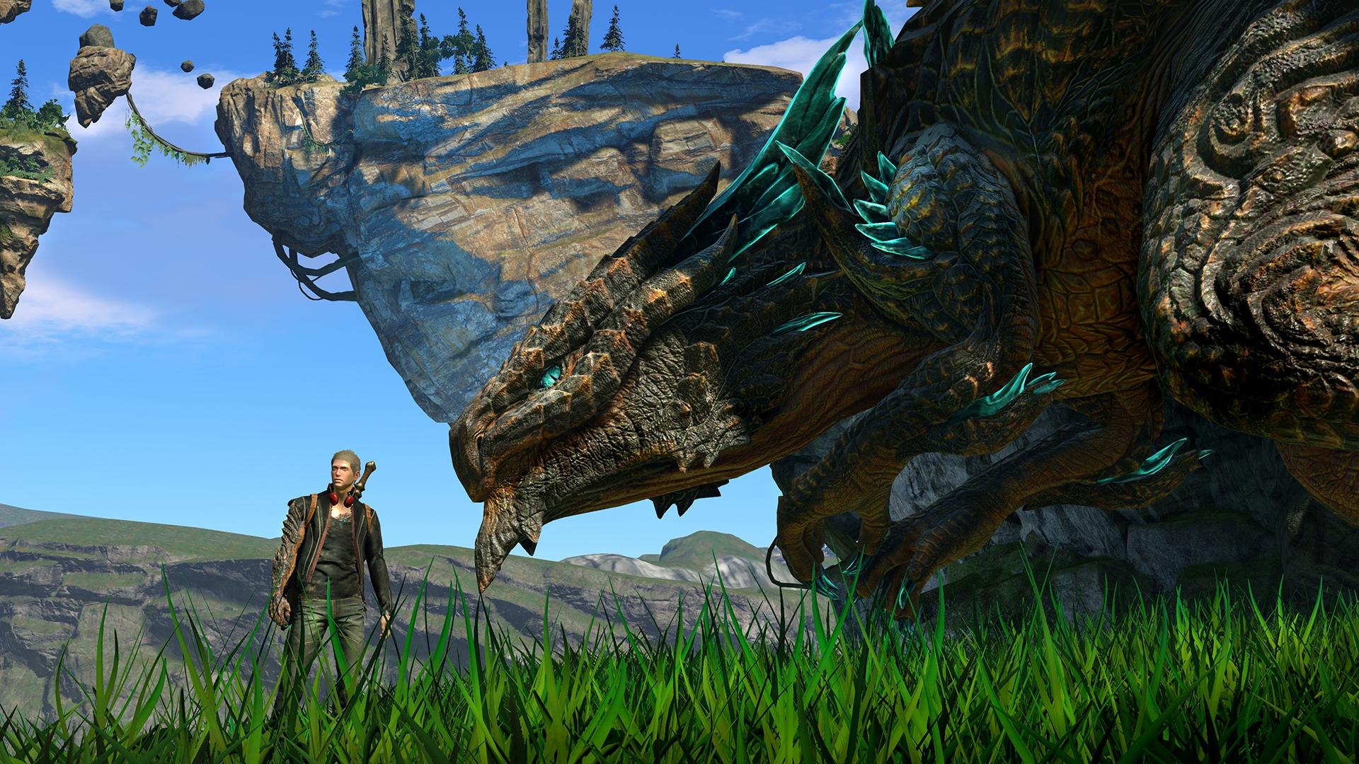 Слух: наNintendo Switch выйдет Scalebound, отмененный эксклюзив для Xbox One
