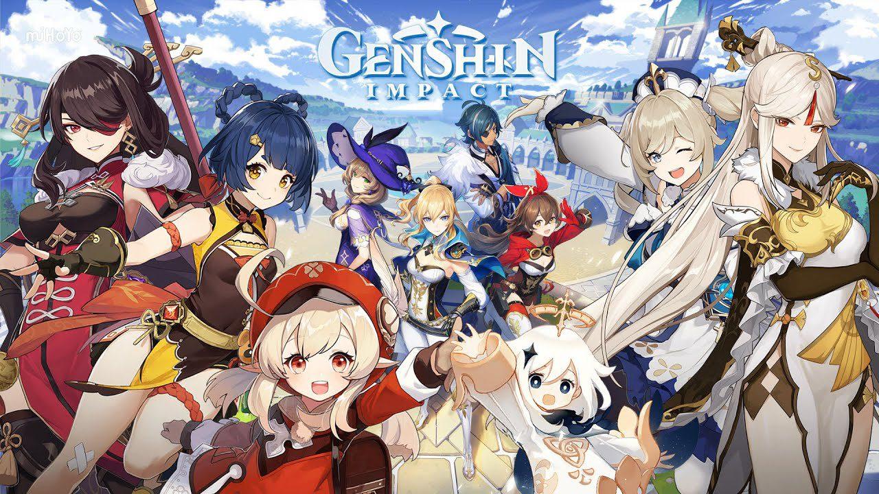 Обновление Genshin Impact принесло поддержку 120 Гц на iOS